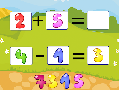 Numbers for kids and toddlers- screenshot thumbnail