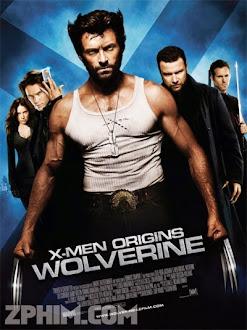 Dị Nhân 4: Nguồn Gốc Người Sói - X-Men Origins: Wolverine (2009) Poster