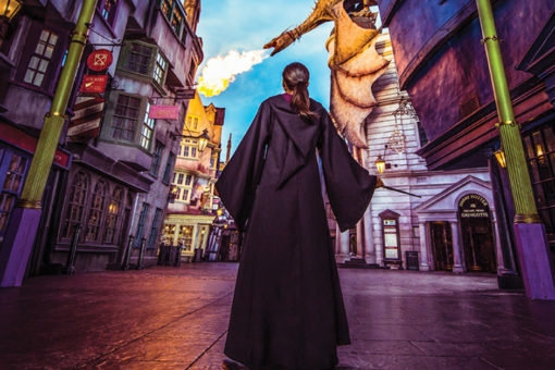 Dicas para sua primeira visita ao The Wizarding World Of Harry Potter e Universal Orlando Resort