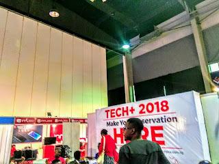 TechPlus 2017 Lagos