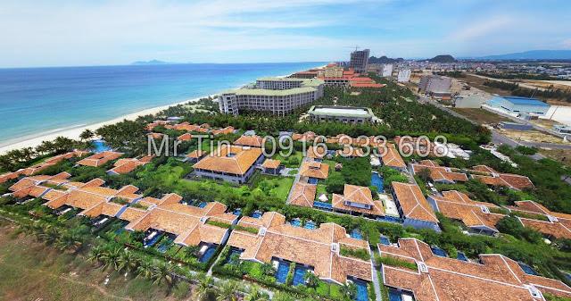 view nhìn ra biển của căn hộ condotel ariyana
