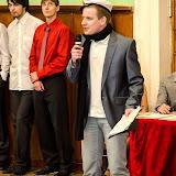 Антон Зубарев в роли ведущего. Остап Бендер
