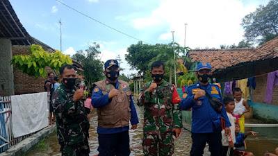 Awas & Waspada !!! Rengasdengklok Karawang Dikepung Banjir