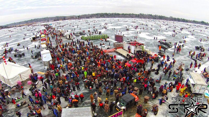 Brainerd jaycees 150 000 ice fishing extravaganza for Ice fishing tournaments mn 2017