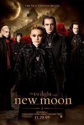 The Twilight Saga new moon - Chạng vạng - trăng non