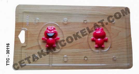 Cetakan Coklat TTC30116 Elmo Sesame Street
