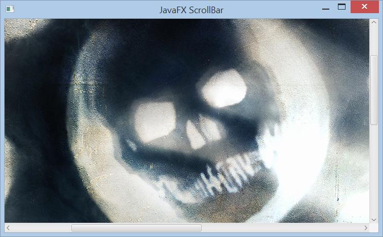 Tutorial ScrollBar para visualizar imagen