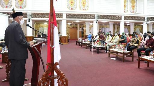 Gubernur: Kaderisasi Organisasi Penting untuk Ciptakan SDM Demi Pembangunan Bangsa