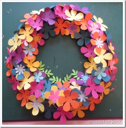 Easter Wreath a