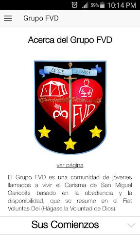 Frases de San Miguel Garicoits 0.0.1 screenshots 6