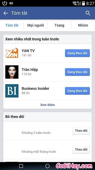 xử lý người dùng facebook hay đăng trạng thái