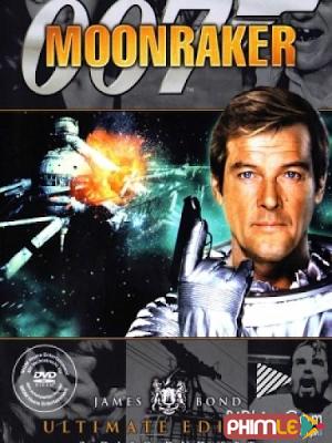 Phim Người Đi Tìm Trăng - Moonraker (1979)