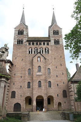 Kloster Corvey - Stiftskirche