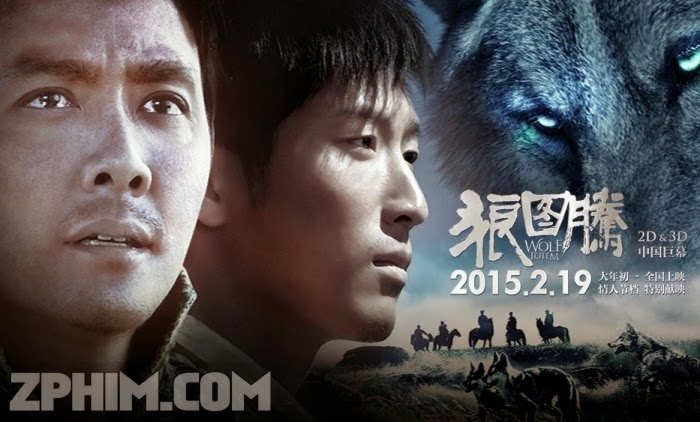 Ảnh trong phim Tôtem Sói - Wolf Totem 1