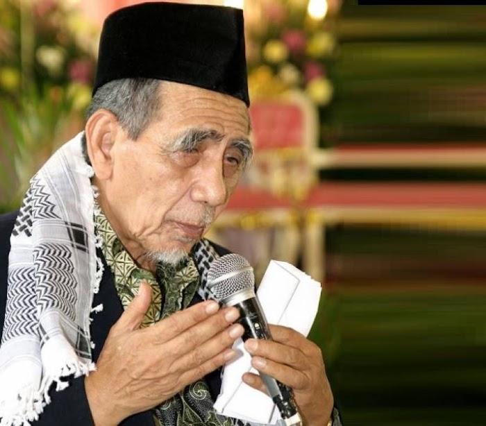 Doa Mbah Maimoen Zubair, Semoga Indonesia Menjadi Pemimpin Dunia