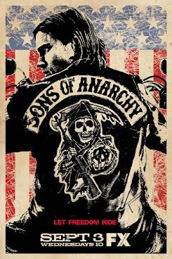Hijos de la anarquía - Sons of Anarchy - 1ª Temporada (2008)