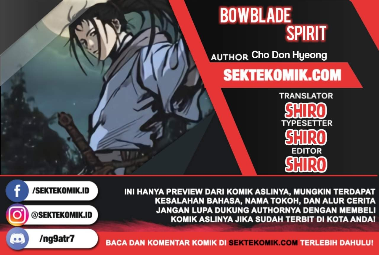 Bowblade Spirit Chapter 2