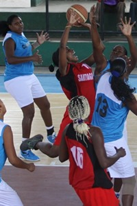 Baloncesto femenino ( José L Anaya)