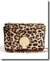Karen Millen Leopard Cross Body Bag