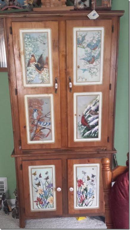 moms linen cabinet