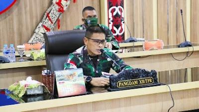 Pangdam XII/Tpr Apresiasi FKUB Dalam Menjaga Kerukunan Umat