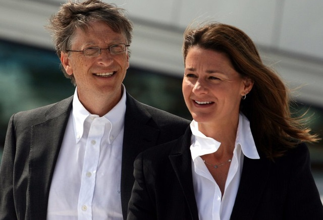 Bill và Melinda Gates: Đồng sáng lập và chủ tịch Bill & Melinda Gates Foundation