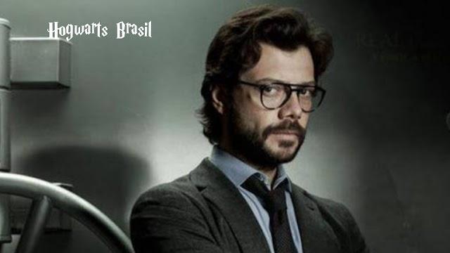 Novo teaser de La Casa De Papel revela o que acontecerá com Professor na quinta e última parte da série