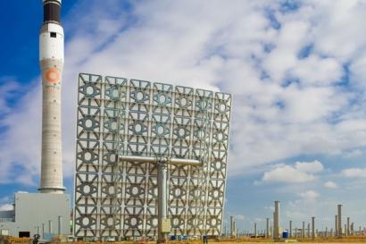 Nueva Planta Produce Energía Solar Las 24 Horas Del Día