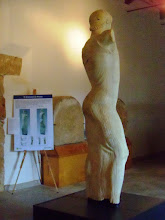 Photo: v=Marble Charioteer made by a Greek artist found on Motya island, Sicily, c440BC