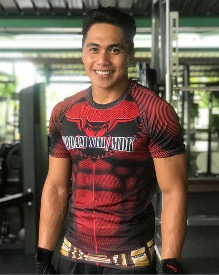 Dinyatakan Resmi Sebagai Pria, Mantan Atlet Putri Aprilia Manganang Prajurit TNI Kini Kelihatan Lebih Berotot dan Macho