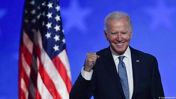 El Congreso de EE.UU ratifica la victoria de Biden en las presidenciales.