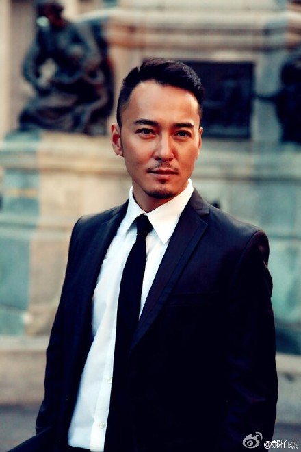 Hao Bojie China Actor