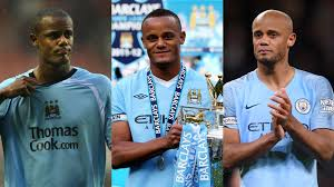 Man City to build a Statue in honour of Vincent Kompany