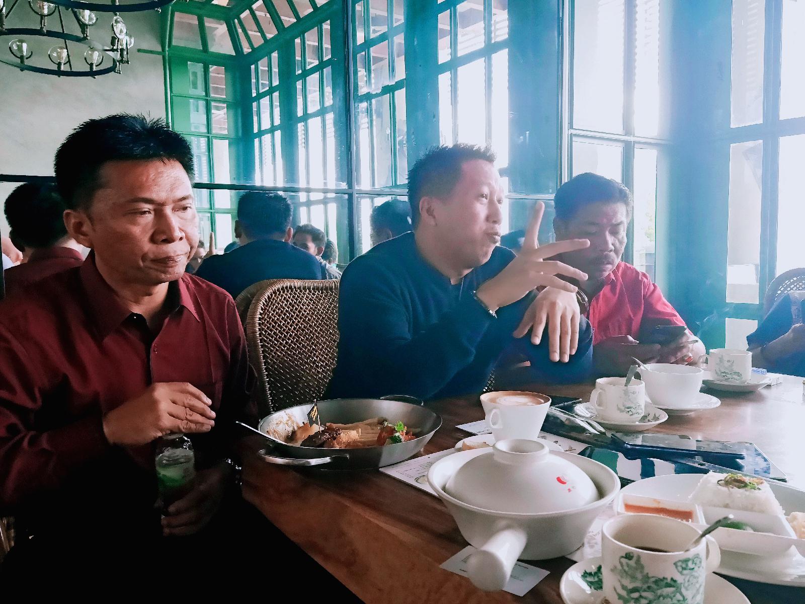 Hipo Kok Dituding Investasi Bodong Dirut Pt Hbm Tenang Kami
