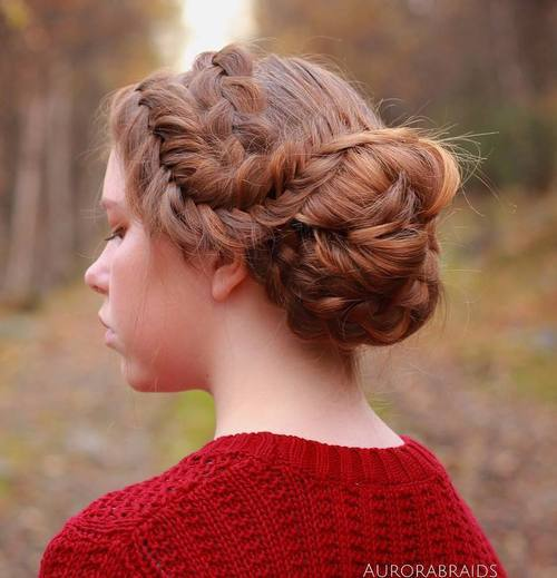 The Trendy Bun Hairstyles For Casual And Formal In Current Year 2017 3