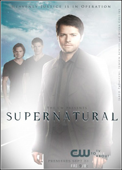 SAKPSPKASKAKPS Supernatural 7ª Temporada Legendado RMVB + AVI