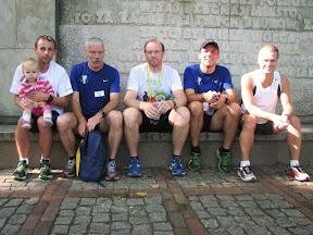 Parkrun Warszawa-Praga #16 (24.08.2013r.)