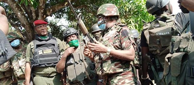 Military Raids Ntankah, Frees Hostages