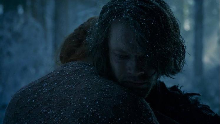"""""""Debí haber muerto con Robb"""""""