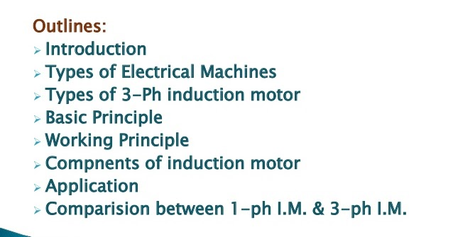 Electrical and Electronics study portal: All About Three Phase Induction Motor