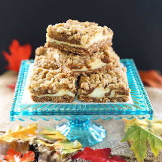 Oatmeal Cookie Bars With Pumpkin Recipes