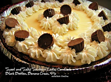 Cream Pie - Mimi's Recipe