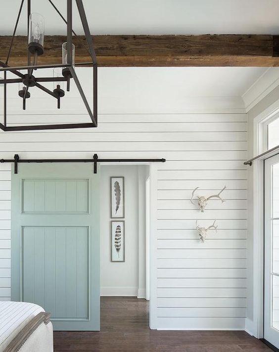 blue barn door becki owens
