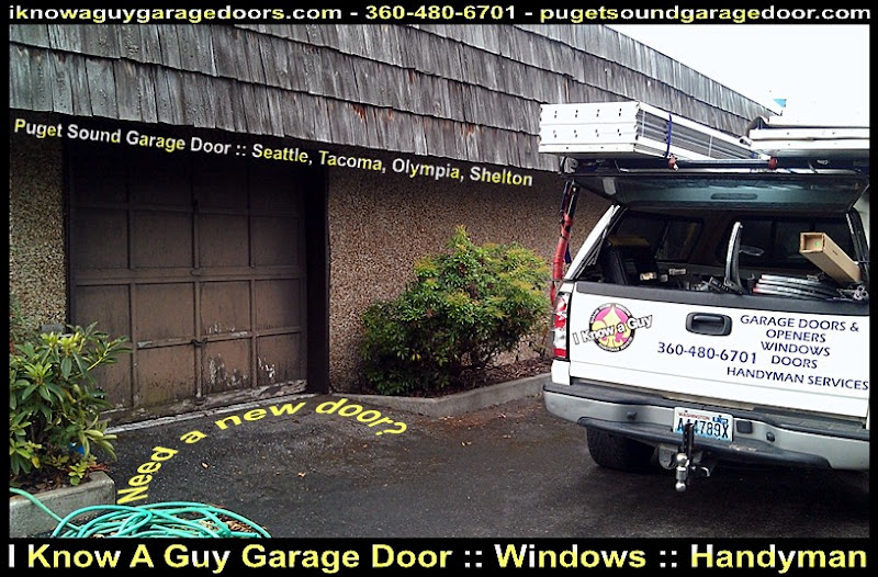 Garage door clearview wa gdor seattle tacoma olympia for Garage door repair tacoma