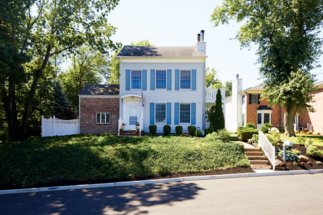 historical house in New Jersey
