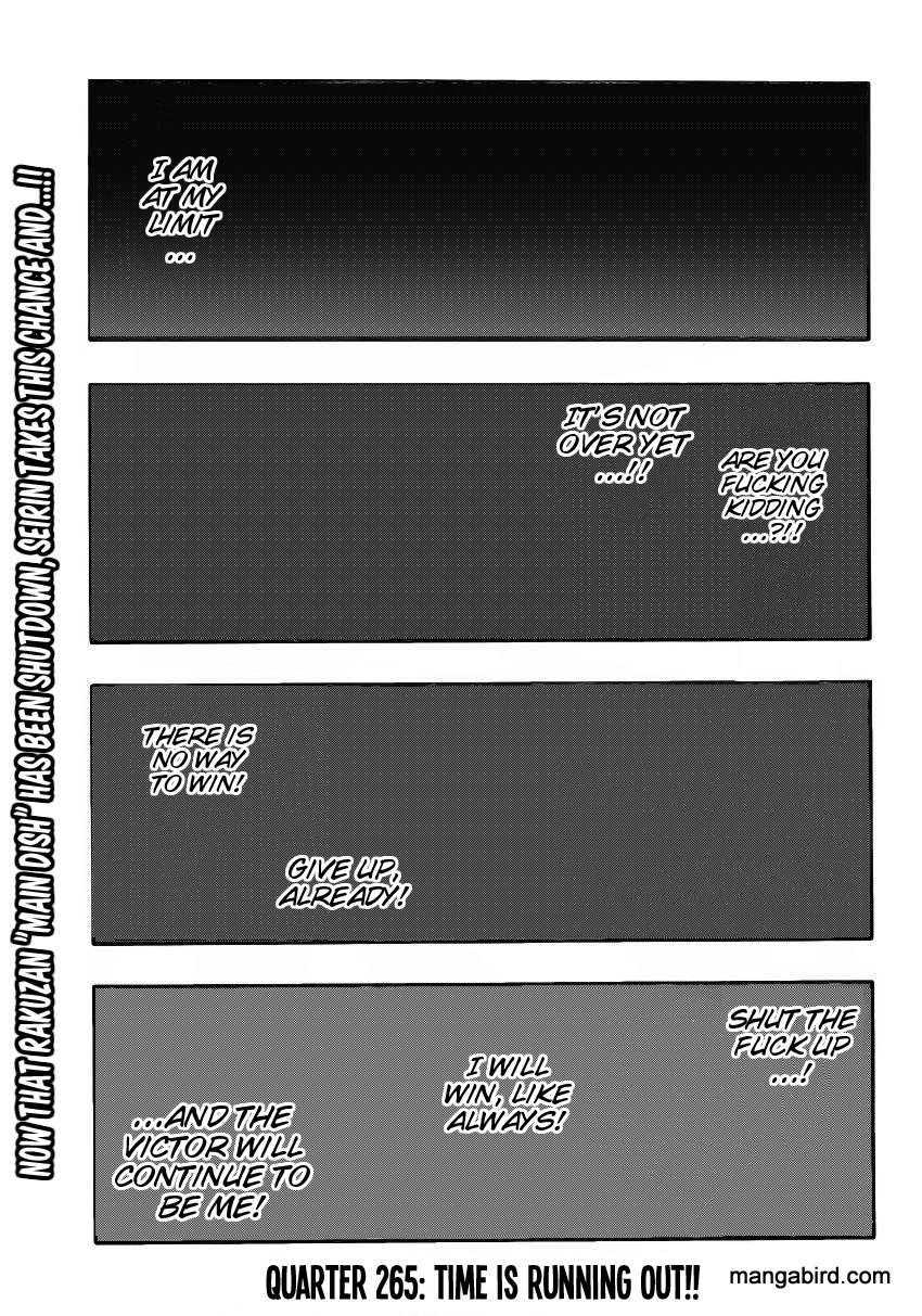 Kuroko no Basket Manga Chapter 265 - Image 03