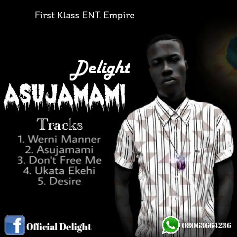 ALBUM EP: Delight – Asujamami