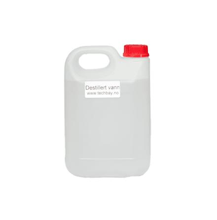 TechBay destillert vann, 2 liter