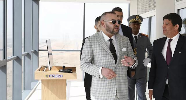 المغرب، ملك المغرب، الملك محمد السادس، إسرائيل، رئيس الوزراء الإسرائيلي بنيامين نتنياهو، العاهل المغربي، حربوشة نيوز