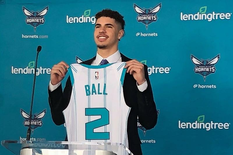 LaMelo Ball Signs Hornets Rookie Contract After Being Drafted No. 3 Overall  | Bleacher Report | Latest News, Videos and Highlights